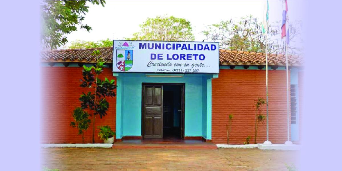 Local de la Municipalidad